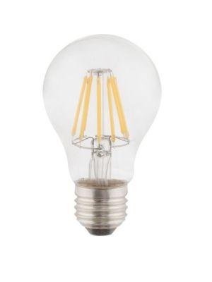 LED žarnica E27 clear 6W 2700k/806lm Globo 10582K