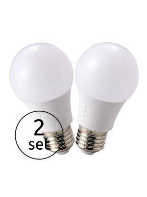LED žarnica E27-7W 3000k Globo 10670-2 set dveh žarnic