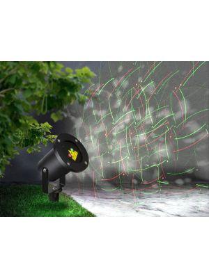 Led dekorativna svetilka laser Globo Tammes 32002