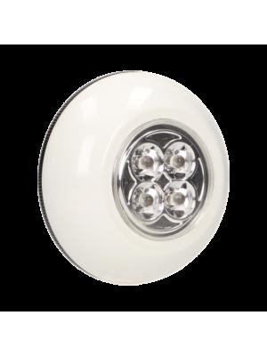 LED pohištvena svetilka za v omaro/predal OR 1412 WHITE