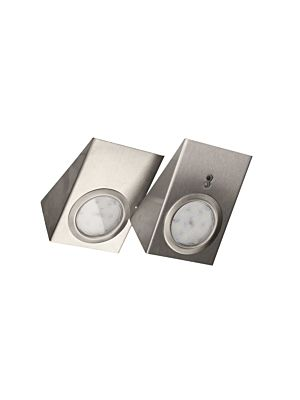 LED podelementna svetilka  OR TOUCHLESS SWITCH INOX 2,5W
