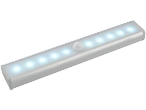 LED stenska svetilka s senzorjem K-Light STRIP