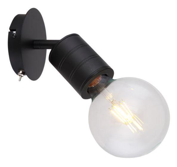 Zidna SPOT svetilka Globo HERMINE 54030-1